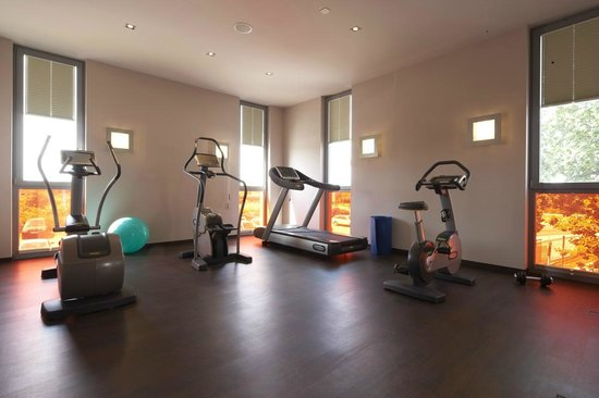 InterCityHotel Berlin-Brandenburg Airport: Fitnessbereich