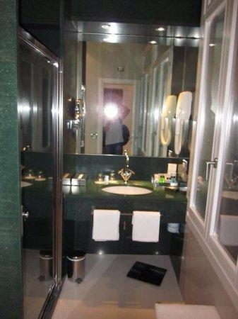 Palace Bonvecchiati : bathroom