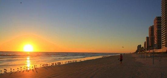 Ocean East Resort Club : Sunrise