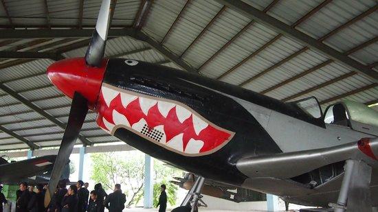 Satria Mandala Museum (Armed Forces Museum): Aircraft display