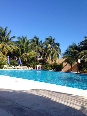 Presidente InterContinental Cancun Resort : Adults only pool