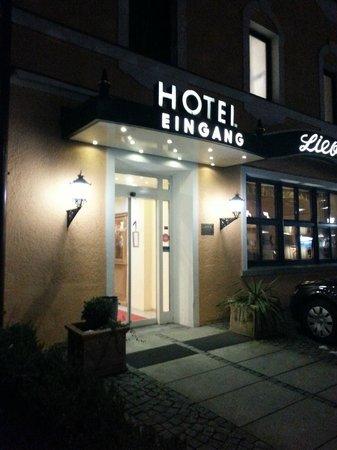 Hotel Liebl: Ingresso