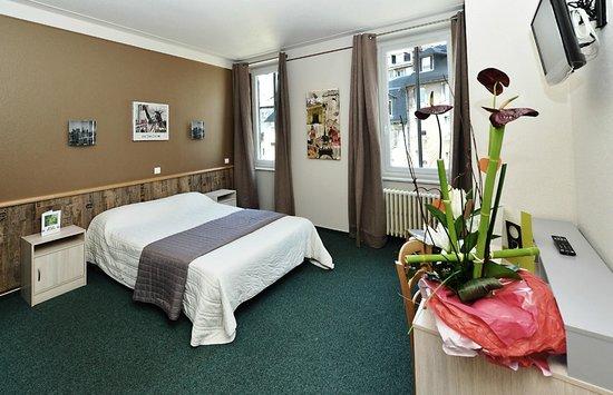 Hotel du Midi : Chambre 203