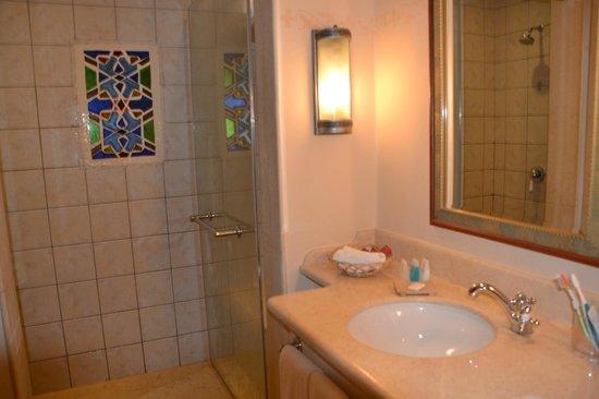 Siva Port Ghalib: ванная комната