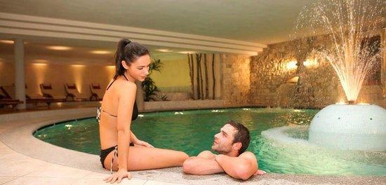 Hotel Cristallo: Centro Benessere