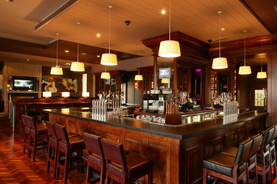Collins Bar interior & collins bar comfort - Picture of Collins Bar Limerick - TripAdvisor