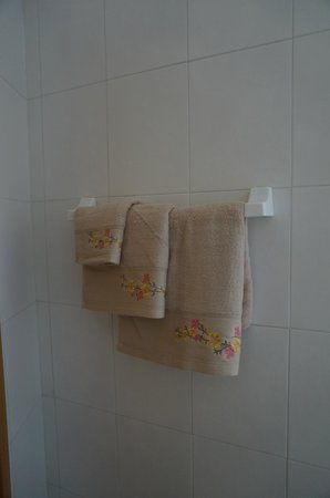 Hotel Centro: Ванная комната