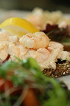 Collins Bar: seafood 2