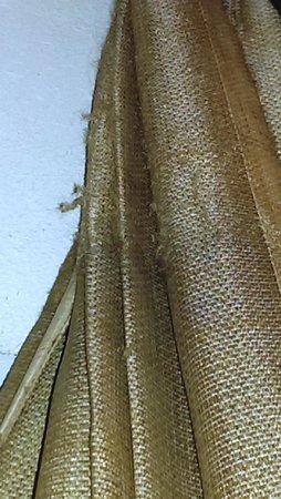 Sterlings Mac Hotel: cobwebs