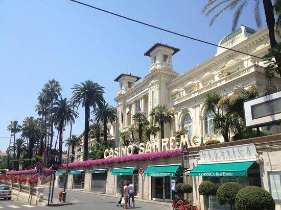 Hotel Centro: Казино Санремо