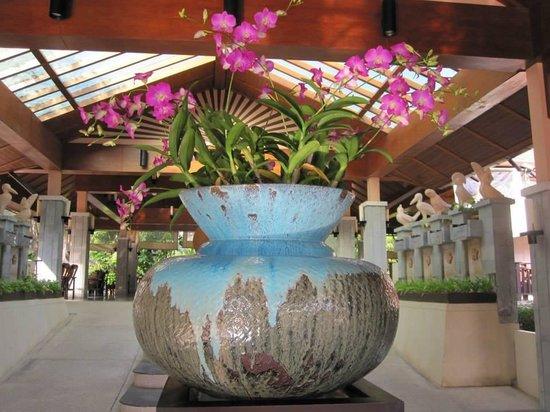 Khaolak Merlin Resort: Reception