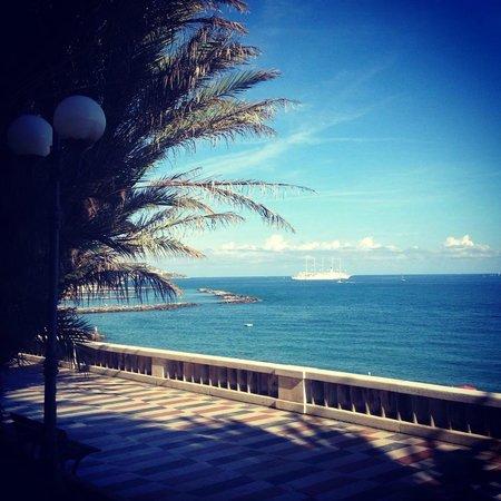 Hotel Centro: Пляж