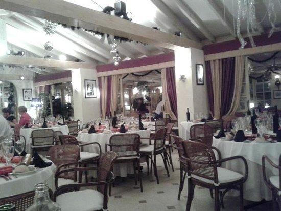 Restaurante Valparaiso: Christmas night at Valparaiso