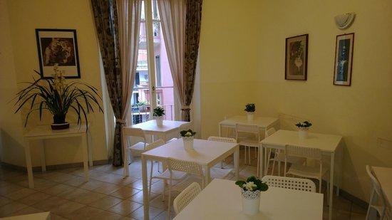 Hotel Centro: Ресторанная зона