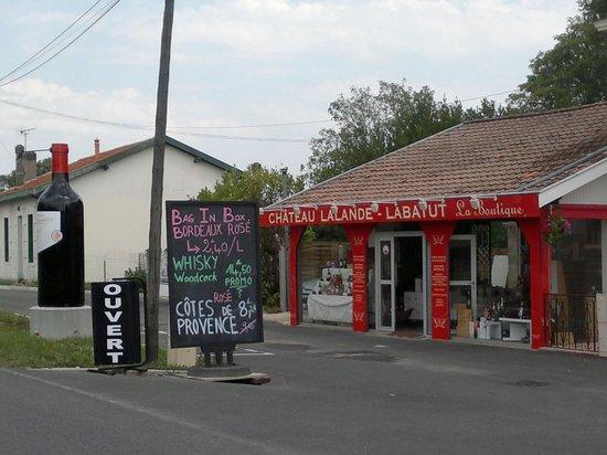 La Boutique Lalande-Labatut