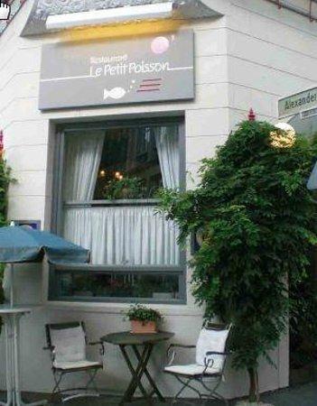 Le Petit Poisson : ... klein, fein! Ein Besuch, den man nicht bereut!!!