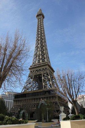 Paris Las Vegas: the tower