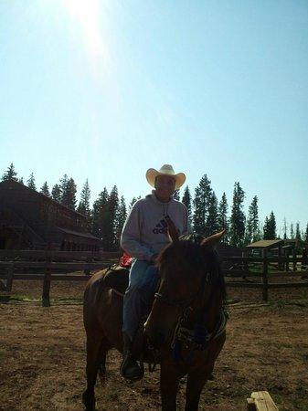 Latigo Dude Ranch: A beautiful day for a ride