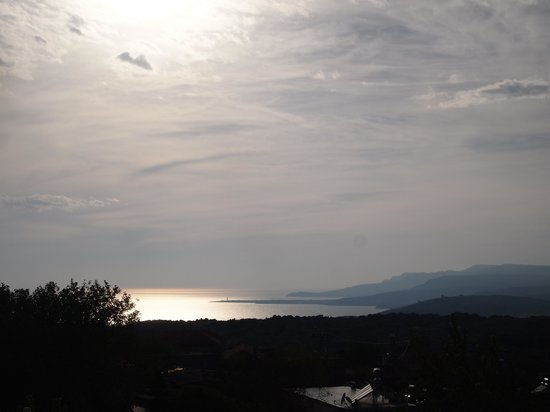 Assos Alarga, Bed and Breakfast: View