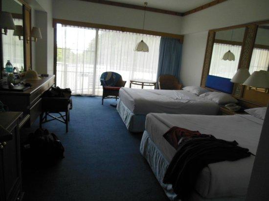 Mountain Beach Hotel: номер