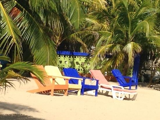 Coconut Row Guest House : time to rest....