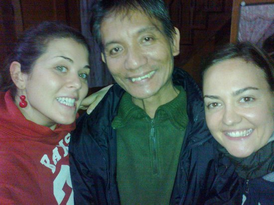 Randy's Brookside Inn: Randy!!