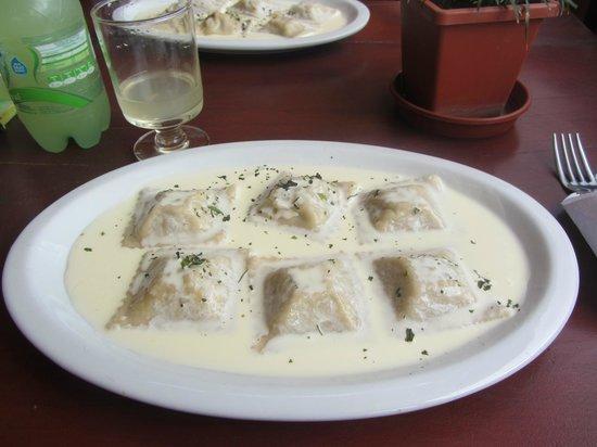 Engel: un almuerzo excelente!!!