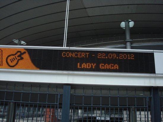 Stade de France : Aunque no me gusta Lady Gaga...