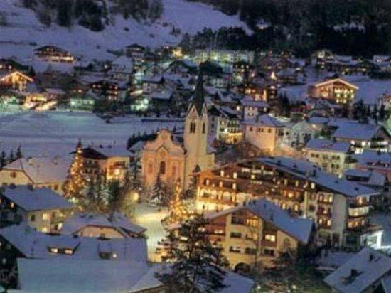 Hotel Les Alpes: Vista