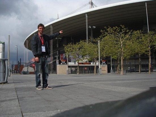 Stade de France : Le stade francaise