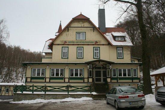 Restaurant Im Hotel Am Schlosspark