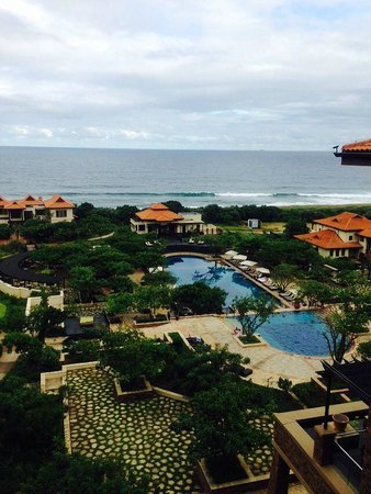 Fairmont Zimbali Resort: View from the room