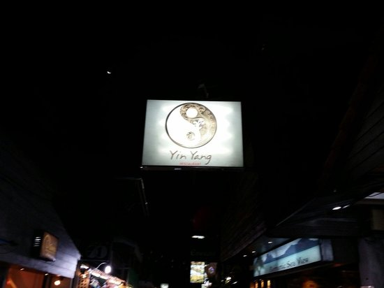 Yin Yang Restaurant : 吃的很好,服务很好