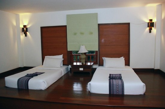 Teak Garden Spa Resort: Chambre