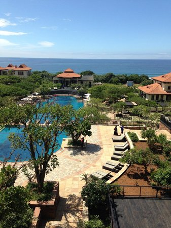 Fairmont Zimbali Resort: Pool Area