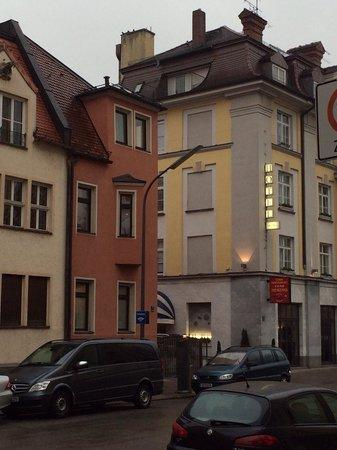 Das Nikolai Hotel: Hotel outlook