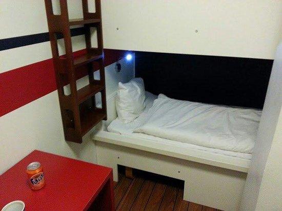 Hotel Micro: Zimmer