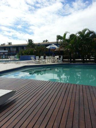 Sued's Plaza Hotel: Todos los días estaba limpia la piscina