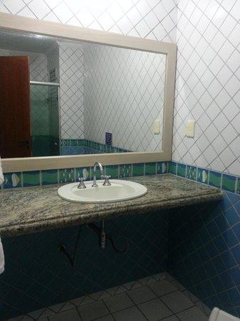 Sued's Plaza Hotel: Hermoso espejo