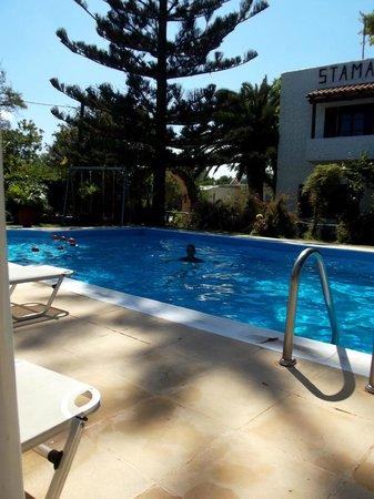 Summer Lodge: Pool
