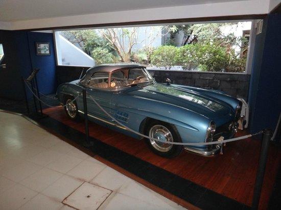 Fangio Museum : Uno de los autos del autódromo