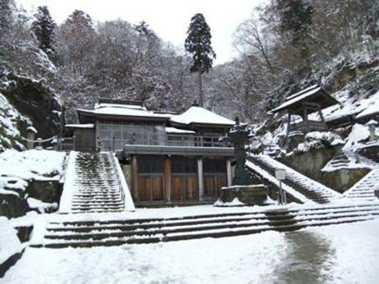 Risshaku-ji Temple: 立石寺10奥の院