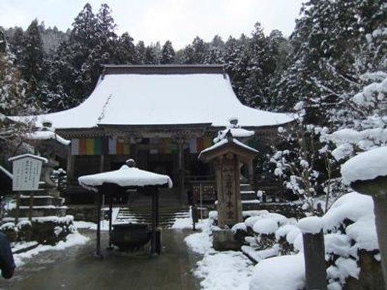 Risshaku-ji Temple: 立石寺02