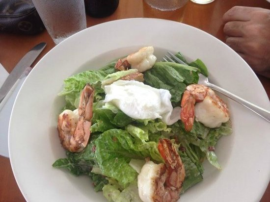 Reef House Restaurant: caesar salad