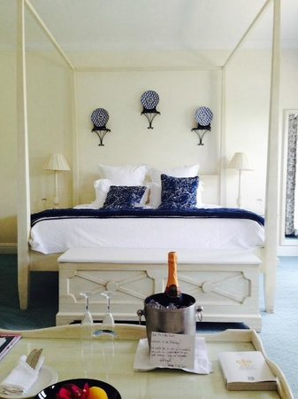 The Plettenberg Hotel : Our gorgeous room on arrival