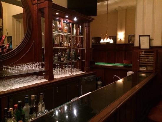 The Strand: the bar