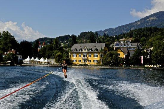 Hotel Restaurant See-Villa: Wasser Ski Sport und vieles mehr.