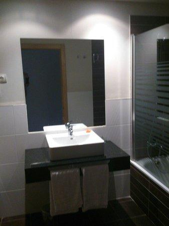 Hotel Balneario Areatza: Baño
