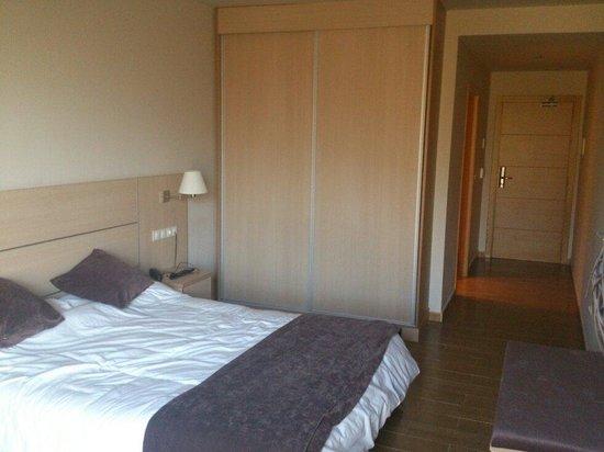 Hotel Balneario Areatza: Habitación