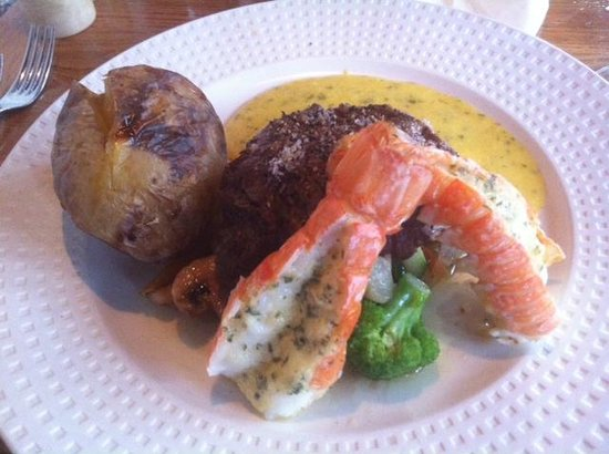 Caruso : Surf and Turf